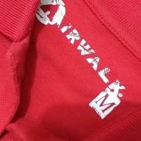 . Women Airwalk Polo Shirt Kaos Airwalk Cewek Original