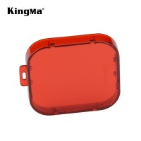 Red Filter KINGMA Underwater Waterproof Case Xiaomi Yi dan YI 4K