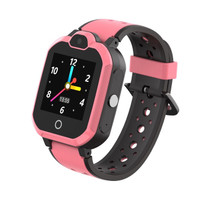 4G Kids Smart Watch GPS Wifi Tracker Touch Screen SOS SIM Phone Call