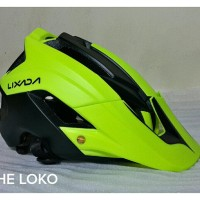 Helm Sepeda Enduro Lixada