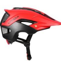 Helm sepeda lixada MTB enduro AM