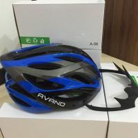 Helm Sepeda Lampu Avand A-06