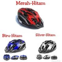 Helm Sepeda EPS Foam PVC Shell - X Bike Helmet - X31