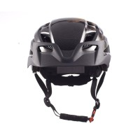 HELM SEPEDA MODEL BELL SIDETRACK MOTIF CARBON FOR MTB XC AM TRAIL