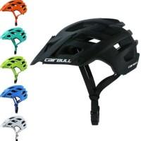 Helm sepeda CairBull hitam