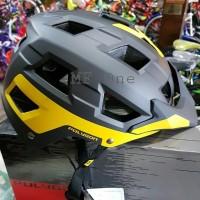 Helmet Enduro Helm Polygon Ramp Matt Yellow