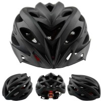 Helm Sepeda PVC Dengan BackLight