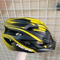 Helm sepeda pakai lampu murah