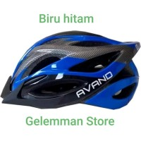 Helm Sepeda Avand A 06 Ada Lampu Belakangnya