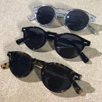 Kacamata Retro Vintage Korean Style Sunglasses