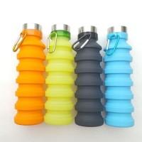 imono Portable Bottle Gantungan Botol Minum Silicon Traveling Simpel