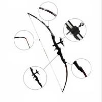 CDRIC Profenional Busur Panah Visir Straight Archery Short turkish kor