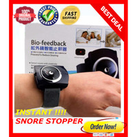GELANG Anti Ngorok INSTAN ORI 100% - Snore Stopper BioSensor Infrared