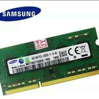SAMSUNG 4GB DDR3 PC3L-12800|RAM SoDimm|0-280819-RBB05