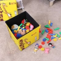 Kotak Mainan Serbaguna Box Storage Multifunction - Kokoh Bisa Diduduki