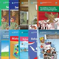 Paket Buku Kelas 10 SMA K13 Revisi Terbaru (10 Buku)