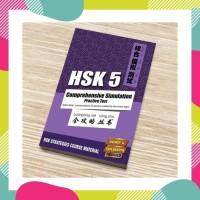 buku hsk 5 comprehension skill simulation test