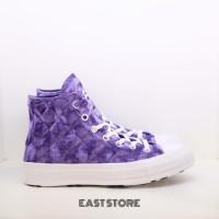 Sepatu Converse X Golfwang 70s Hi Le Fleur Tillandsia Purple Original