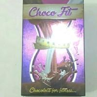 Choco Fit Original Pelangsing Import Malaysia Bestseller