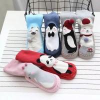 Termurah Sepatu bayi kaos kaki bayi import SC-04 kk