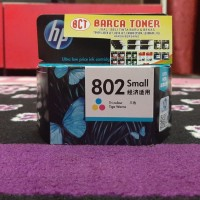 Tinta Hp 802 Colour original