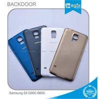 Backdoor Samsung S5 G900 i9600 back casing cover tutup belakang batre