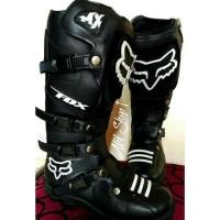 Sepatu trail Boots / Sepatu motor Cross Trail / Sepatu Safety Racing