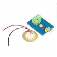 Analog Piezoelectric Ceramic Piezo Vibration Sensor For Arduino