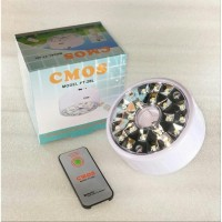 Lampu Emergency LED CMOS FT20L / Lampu Darurat FT-20L