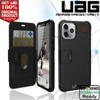 Case iPhone 11 Pro Max / 11 Pro / 11 UAG Metropolis Casing Original - iPhone 11 Pro