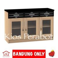 Jual Kitchen Set Bandung Murah Harga Terbaru 2021