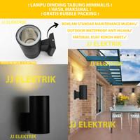Lampu Dinding / Taman / Minimalis / Outdoor / Hias Tabung 1 Arah E27