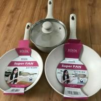 PROMO Super Pan BOLDe ORIGINAL Panci Granite series - 3 pcs /Set