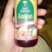 Sari Kurma Al Madinah obat pencernaan