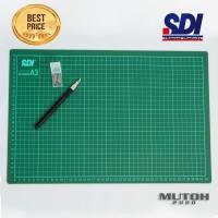 Cutting Mat A3 + Cutter Pen SDI
