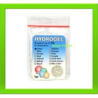 Hydrogel Media Tanam Hidrogel 5 Gram Clear / Bening Untuk Hidroponik