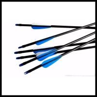 Anak Panah Arrow Fiberglass Musen Fiber Glass 1 PCS JH8135 - Blue