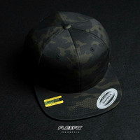Topi 6089MC Multicam Flexfit Yupoong Snapback Limited edition