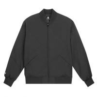 Jaket Converse Star Chevron Bomber Jacket BLACK ORIGINAL
