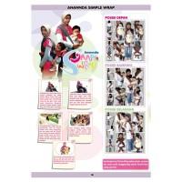 MD SHOP Anannda Simple Wrap Gendongan Bayi