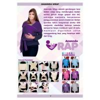 MD SHOP Anannda Wrap Gendongan Bayi