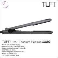 """TUFT Professional Titanium 6680 - 1 1/4"""" (inch) / Catokan"""