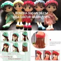 Kado Mainan Anak Cewek Boneka Susan / Mainan Anak Cewek Boneka susan B