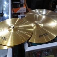 Dluxe Cymbal 14 16 18 - Cymbal Drum Set