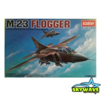 Model Kit Pesawat 1/144 ACADEMY M-23 FLOGGER
