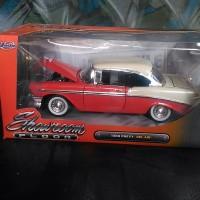 Diecast jada toys chevy belair 1956