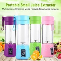 BLENDER MINI PORTABLE CHARGER / SHAKE n TAKE JUICER CUP CY802
