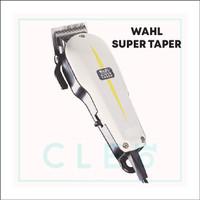WAHL Super Taper Clipper - Guarantee 100% Original