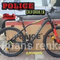 Sepeda MTB POLICE California 1.0