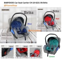 Car Seat Baby Does BabyDoes Carrier CH LB 4221 SN Britz